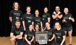 A team from Lavery's Sherbrooke office participates in the Défi à l'entreprise competition