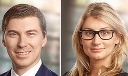 Étienne Brassard and Mylène Vallières speak about crowdfunding