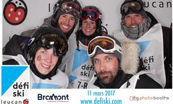 A Lavery team meets the Leucan Ski Challenge