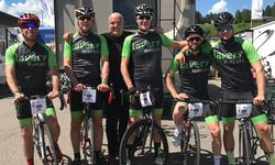 Lavery commits to healthy living by participating in the 1,000 km event of the Grand défi Pierre Lavoie