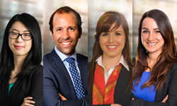 Lavery welcomes four new lawyers