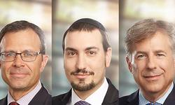 Nicolas Gagnon, Benjamin Gross and André Vautour recognized by Lexpert as Canada's Leading Infrastructure Lawyers