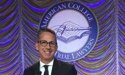 Louis Charette nommé Fellow de l'American College of Trial Lawyers