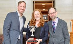 The Pierre-Basile-Mignault Moot Court Competition: five prizes for a team supervised by Lavery