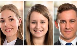 Lavery hires three of its articling students
