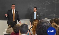 Lavery lunch and learn: Business law and sports