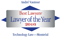 Best Lawyer of the year 2016