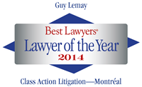 Best Lawyer of the Year 2014