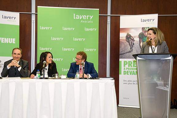 Gand Symposium en droit du travail et de l'emploi de Lavery