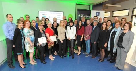 La Fondation du Cégep Garneau et l'École d'entrepreneuriat de Québec honore 14 nouveaux entrepreneurs