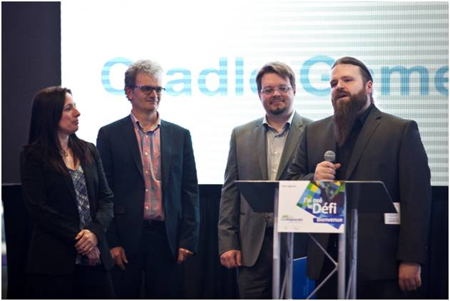 L'entreprise Cradle Games